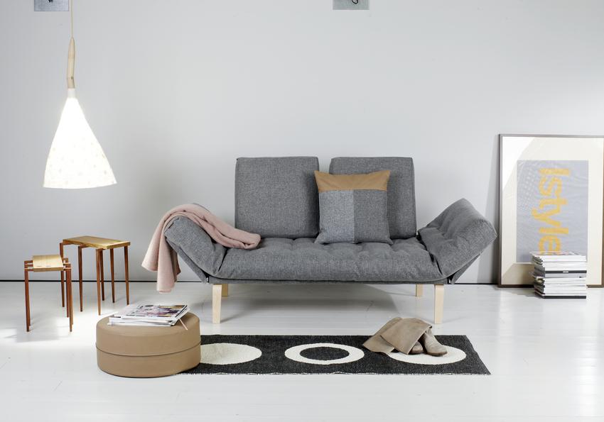 Rollo zitbank slaapbank u innovation store by diletto