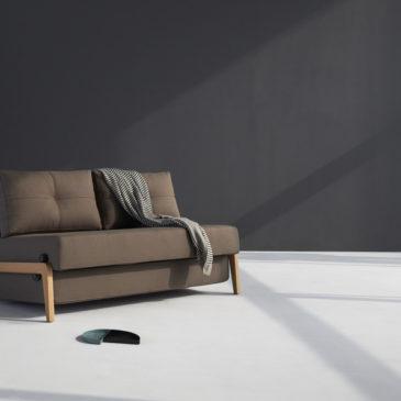 Cubed Wood 160 zitbank | slaapbank